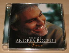 Andrea Bocelli - Vivere ... The Best Of (CD 2007). Ex Cond
