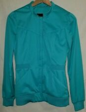 Oakley Ladies Size Small Teal Jacket