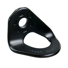 "Fusion Climb Cabal 3/8"" 30Kn Stainless Steel Climbing Anchor Bolt Hanger Black"