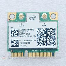 HP DV7 633817-001 intel Centrino Advanced-N + Wimax 6150 Mini Adapter 612BNXHMW
