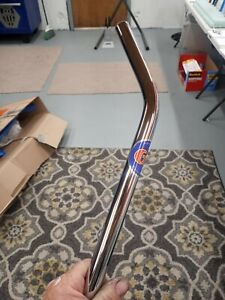 Very Strong Lay Back Seat Post 22.2 7/8 GT Dyno Haro Hutch  Redline BMX ef85
