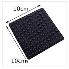 Silicone Rubber Feet Bumpons Clear Round Self Adhesive Anti Slip Circle 100 pcs