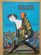 1954-IL BORGHESE-Direttore LEO LONGANESI-Anno V, Numero 20