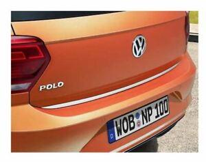 Volkswagen VW Polo Chromoptik Schutzleiste für Heckklappe 2G0071360