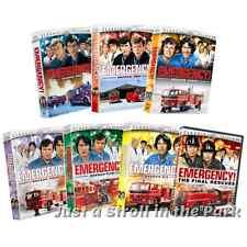 Emergency! Complete TV Series DVD Season 1 2 3 4 5 6 + Final Rescues Movies NEW!