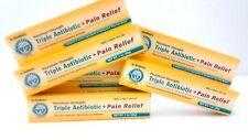 Triple Antibiotic + Pain Relief  1 oz Dr Sheffield's  Pack 3