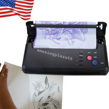 Tattoo Transfer Copier Printer Machine Thermal Stencil Paper Maker Standby