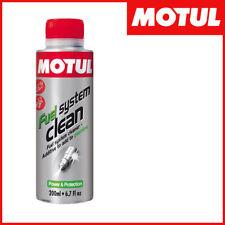 [MOTUL] FUEL SYSTEM CLEAN MOTO - ADDITIVO PULITORE SISTEMA ALIMENTAZIONE / 200ml