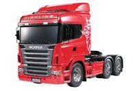Tamiya 1/14 Scania R620 - 6x4 Highline Semi Truck Kit TAM56323