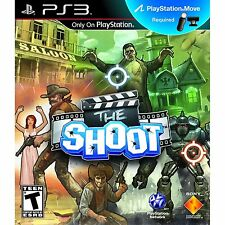 ELDORADODUJEU >>> THE SHOOT MOVE Pour PLAYSTATION 3 PS3 NEUF VF