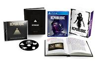 Republique: Contraband Edition [PlayStation 4 PS4, Limited Edition, Stealth] NEW
