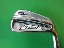 NICE Titleist Ap2 Single Forged 6 Iron Rifle Project X 5.5 Steel Shaft Stiff