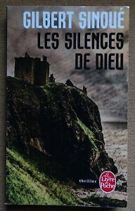 Les silences de Dieu - G. Sinoué - Livre de Poche - 2015 -
