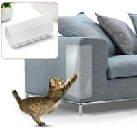 2X Cat Scratch Guard Mat Pet Cat Scratching Post Furniture Sofa Seat Protector