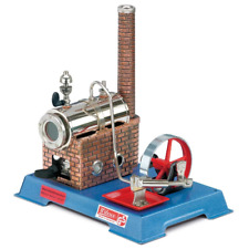 Wilesco 00006 D6 Basic Steam Engine 135CC New