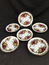 ROYAL ALBERT OLD COUNTRY ROSE  Ceramic Coasters X 6