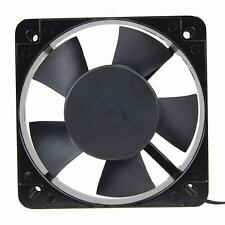 AC 220V 240V 135MM X 135mm x 38mm Ball Bearing Big Metal Industrial Cooling Fan