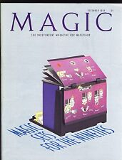 Magic Sets for the Nineties Magic Independent Magazine for Magicians Dec 1994