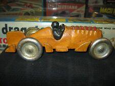 Vintage Hubley Heavy Metal Piston Racer 10 Inch Toy Car
