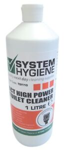 System Hygiene Act Toilet Cleaner strong acid descaler for stains scale urinals