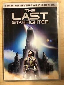 The Last Starfighter (DVD, 25th Anniversary Edition, 1984) - G1122