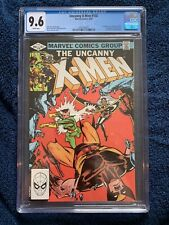 Uncanny X-men 158 Cgc 9.6, White Pages, first appearance Of Rogue in X-men title