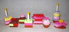 Lego Duplo #6785 Creative Cakes Cupcake Birthday Candles Set