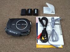 Sony DCR-DVD108 DVD Video Camera Camcorder / Camcorder 40X Lens with extras