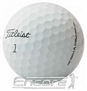 20 Titleist Pro V1 Golf Balls Pre 2017 Model PEARL / A GRADE Golf Balls