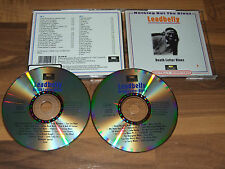 CD Nothing But The Blues Leadbelly Death Letter Blues 2 CDs Top Look