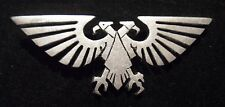 Warhammer Imperial Eagle (silver finished)