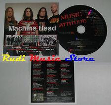 CD ROCK SOUND 111 PROMO machine head pornoriviste bad religion sss (S4)