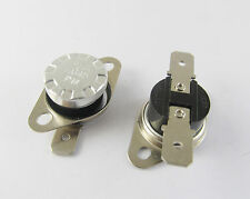 5pcs KSD301 Temperature Switch Thermostat 45°C 45 Degree N.O. Normal Open New