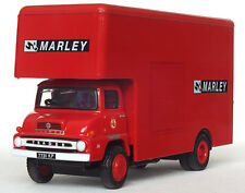 36102 EFE Thames Trader Twin Axle Luton Box Van Lorry Marley Tiles 1:76 Diecast
