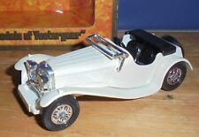 Matchbox Yesteryear Y1 Jaguar SS 100 Cream small sidelights Issue 1