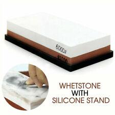 Water Stone 3000/6000 Whetstone Knife Sharpener Sharpening Flattening