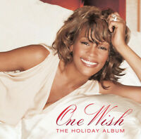 WHITNEY HOUSTON - ONE WISH : THE HOLIDAY ( CHRISTMAS ) ALBUM CD *NEW*