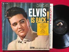 ELVIS PRESLEY ~ ELVIS IS BACK! LP (1960) ORIG 1ST PRESS MONO ~ RCA LPM-2231