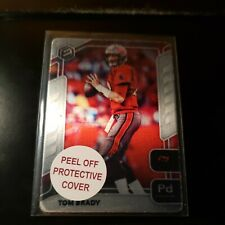 2020 Panini Elements Tom Brady  #55 Palladium Parallel /46 Buccaneers + Insert
