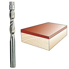 Whiteside #RD5125T Solid Carbide Down Cut Three Flute Spiral Router Bit