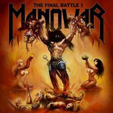 Manowar - The Final Battle I (1) CD NEU + OVP!
