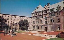 L'Hotel DeVille The City Hall Quebec Canada Postcard