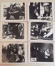 PIAF 1974 - BRIGITTE ARIEL - GUY TREJEAN - LOTE DE 6 FOTOS CINEMA PRENSA