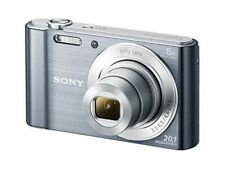 Silver 20.1 MP Digital Camera with 6x Optical Zoom, 20.1MP Super CCD Sensor