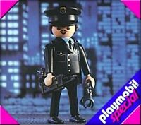 Vintage Playmobil Special 4580 POLICE DETECTIVE Officer Polizei Agent NIB