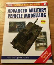 Advanced Military Vehicle Modelling, Compendium Modelling Manuals #4