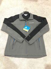 NWT Columbia Mens Omni-Shield Shadow Heights Shell Jacket Size Medium Retail 115