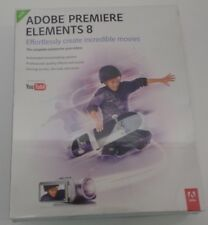 ADOBE PREMIERE ELEMENTS 8 CREATE MOVIES WINDOWS XP 7 VISTA