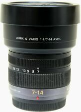 Panasonic 7-14 F4 G Vario Micro 4/3