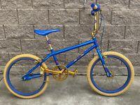 OLD SCHOOL BMX - GT Santa Ana 20inch (Many Rare NOS Parts) 1982